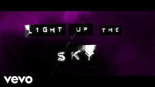 The Prodigy   Light Up The Sky (Lyric Video)