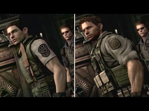Chris S New Look Resident Evil 7 Biohazard General Discussions