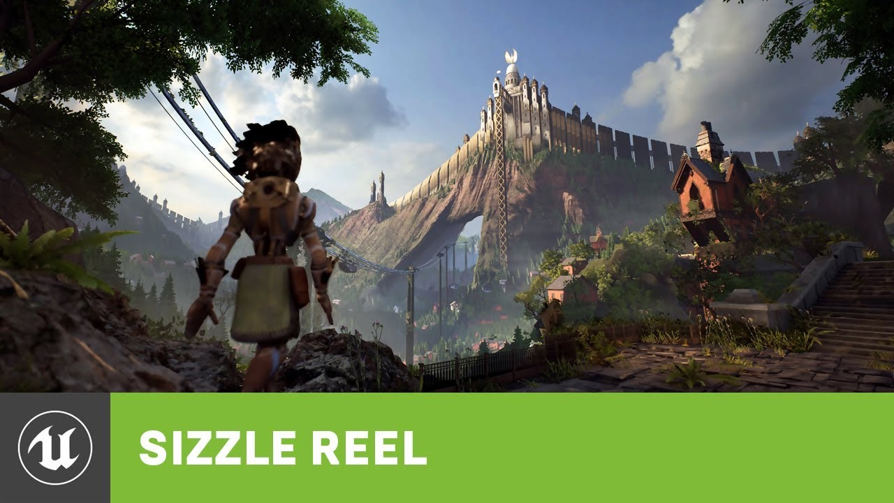 GDC 2019 Student Reel | Unreal Engine