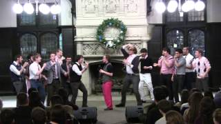 Hey Juliet (LMNT) [A Cappella] - University of Chicago's Run for Cover