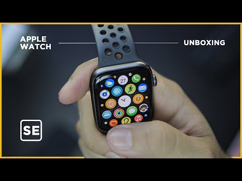 Apple watch SE unboxing India