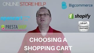 How to Choose a Shopping Cart for your Online Store