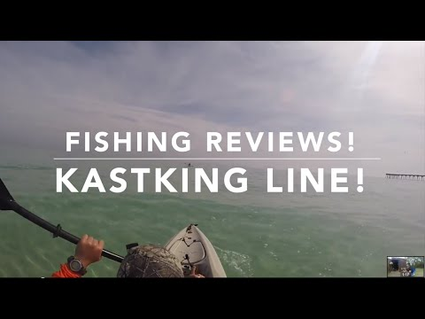 Kastking fishing line review