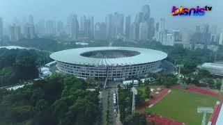 Asian Games 2018 Kian Dekat, Yuk Tengok Kondisi Terkini Arena di Kawasan GBK