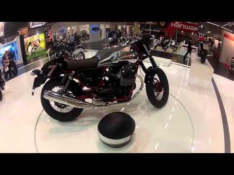 Moto Guzzi V7 II Racer ABS 2015