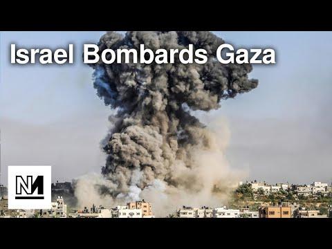 Israel Bombards Gaza | #TyskySour