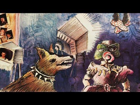 08) Todo un palo (Un baion para el ojo idiota) - Los Redondos (HD - subtitulado)