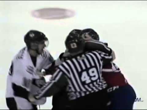 Josh Currie vs. Cedric Paquette