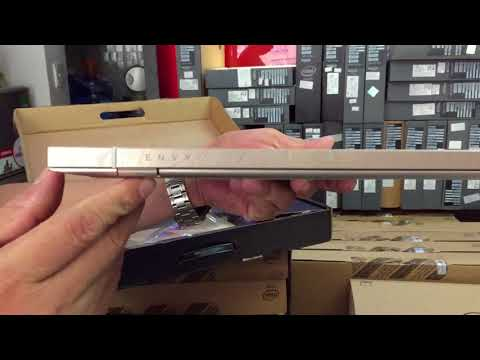 HP Envy 13 i5 i7 Modell 2018 Ram 8GB SSD 256GB 13.3 Inch Full HD Win10