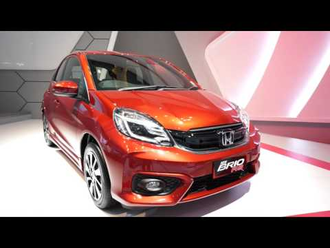 Honda New Brio RS Launch IIMS 2016 | CarBay.co.id