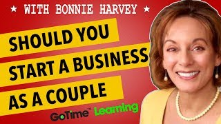 Starting A Business With Your Spouse Is Not For Everyone