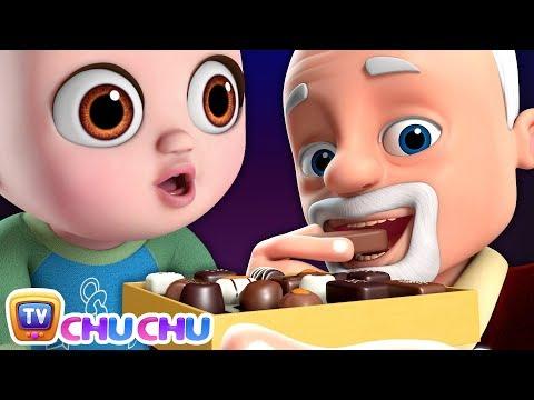 Johny Johny Yes Papa - Grandparents Version - ChuChu TV Nursery Rhymes & Kids Songs