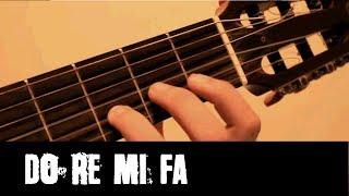 Violão DeBoa – Como tocar Dó Ré Mi Fá