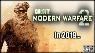 continued...Call of Duty Modern Warfare 2 in 2019...on the PS3!
