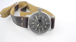 A. Lange & Söhne Flieger-B-Uhr 2. Weltkrieg