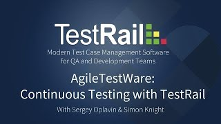 automation integration with testrail - Free video search site
