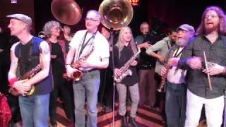 I'm Walkin' by Fats Domino performed by Street Brass