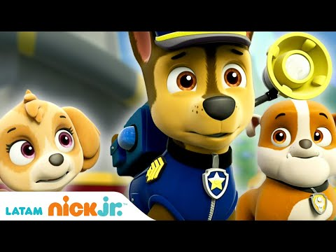 Paw Patrol | La Patrulla Canina sigue ayudando 🐾 | Nick Jr.