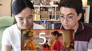 Nai Nabhannu La 5 ||  Swastima Khadka | Anubhav Regmi l (Trailer Reaction)