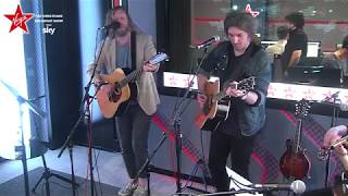 Andy Burrows Plays 'Barcelona' Live On The Chris Evans Breakfast Show With Sky