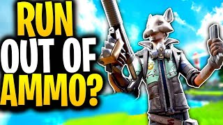 Do MARAUDERS RUN OUT OF AMMO?   Fortnite Mythbusters