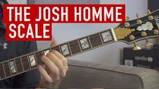 The Josh Homme Scale