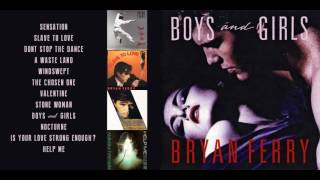 Bryan Ferry - Don't Stop The Dance ( Extended Version)