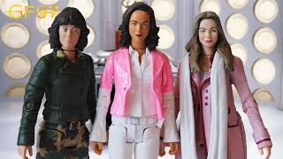 Doctor Who: Companions Of The Fourth Doctor | Action Figure Set Review - B&M 2020