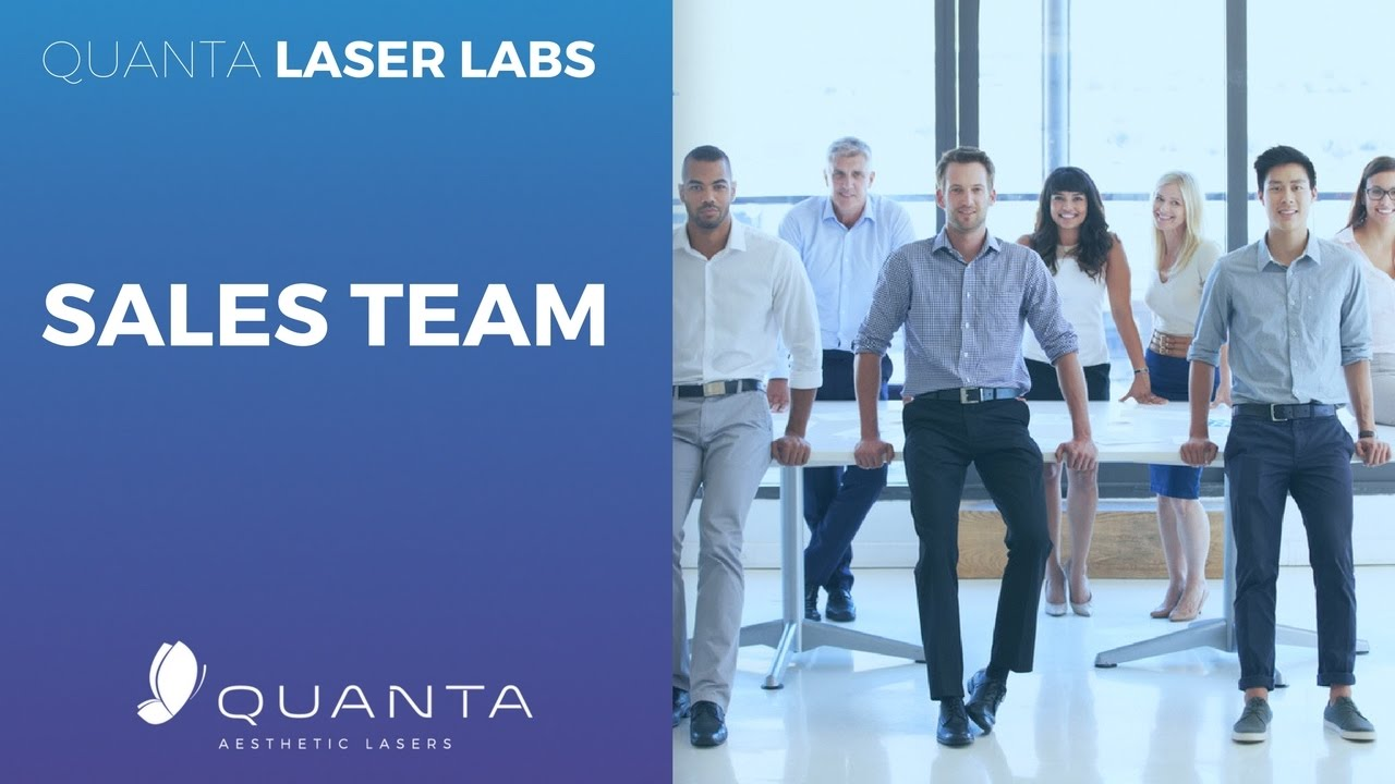 Our Sales Team | Quanta Aesthetic Lasers