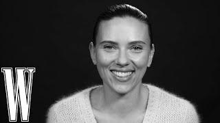 Scarlett Johansson on Being a Movie Star vs. Being an Actor   W Magazine