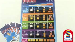 KNIFFEL® - DAS KARTENSPIEL │ Schmidt Spiele (Erklärvideo)