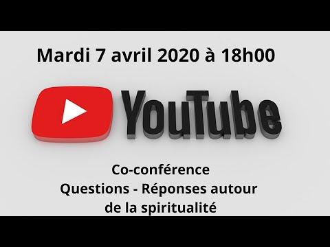 [Replay] Questions /Réponses autour de la spiritualité