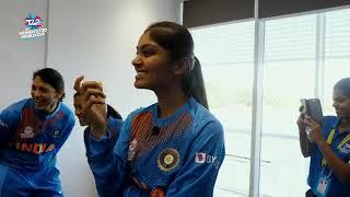 Indian Women Cricket Team Drawing skills! /Smriti mandhana/ Jemima/ Veda/ Yadav/