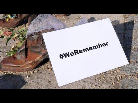 Nemzetközi Holokauszt Emléknap – Megemlékezés