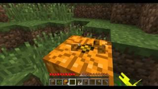 How to make pumpkin pie minecraft