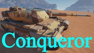 【WoT:Conqueror】ゆっくり実況でおくる戦車戦Part406 byアラモンド