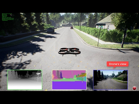 Bridging simulator-to-reality gap with aerial informatics and robotics