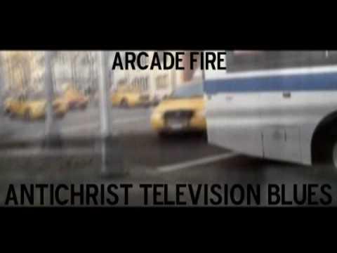 Música Antichrist Television Blues