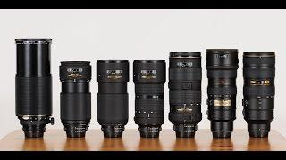 Nikon 80 - 200mm F2.8 ED Lens Review