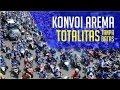 Download Video Konvoi Arema 17 April 2016, Tertib Dan Rapi.