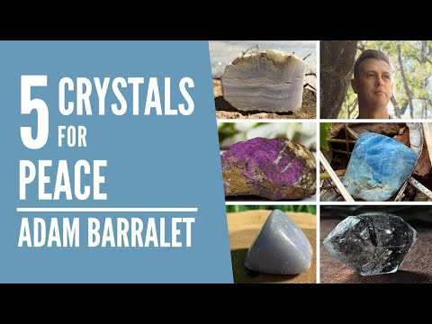 5 Crystals for Peace