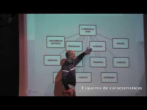 Watch videoSíndrome de Down Características psicológicas y del aprendizaje de los niños