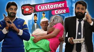 Desi Customer Care | Haryanvi Comedy | Morna Entertainment | Desi Panchayat