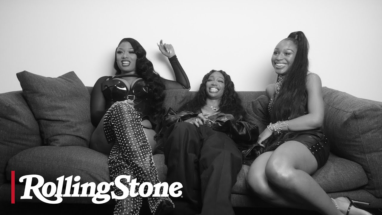 SZA, Megan Thee Stallion, Normani: The First Time, Rolling Stone