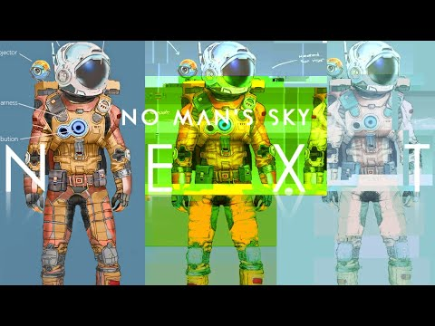 No Man's Sky | NEXT: Full Player Model Analysis! New Tech! Customization! Attachments + New Images!