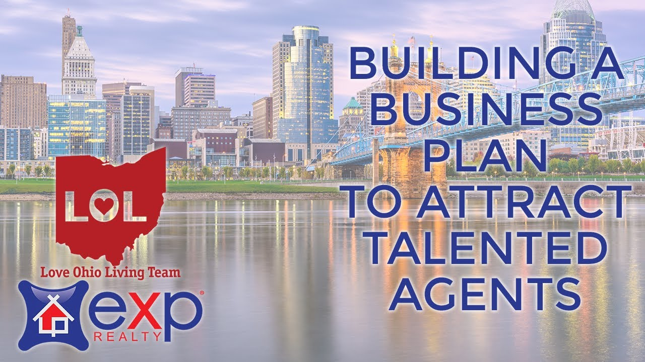 How to Build a Solid Business Plan to Attract Talented Agents