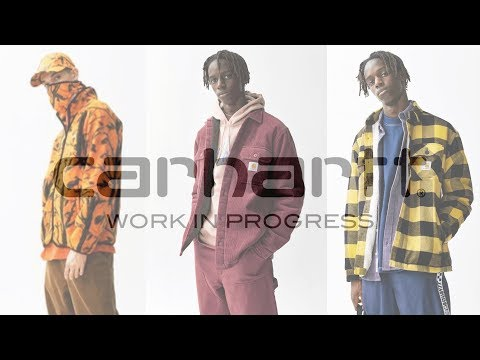 Carhartt WIP Fall Winter 2019 Collection (Lookbook/Range)