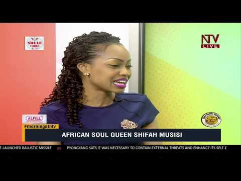 KICK STARTER: The African Soul Queen, Shifah Musisi