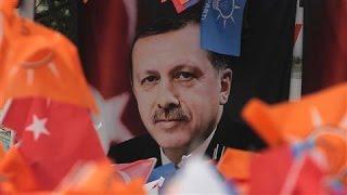 Turkey's President Recep Tayyip Erdoğan: A History