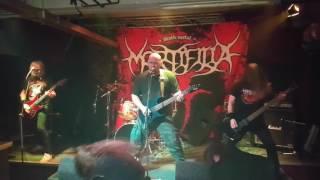 MORTIFILIA (CZ) # MC Fabrika - 2017.01.28